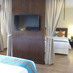 Отель Coconut Village Resort 4* Семейный люкс с двуспальной кроватью фото 11