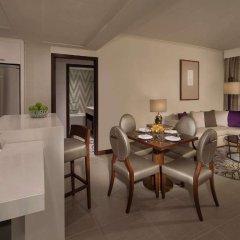 Отель Pullman Dubai Creek City Centre Residences 5* Апартаменты с различными типами кроватей фото 4