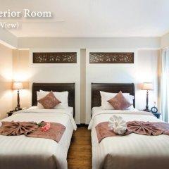 Отель Baan Wanglang Riverside 3* Улучшенный номер с различными типами кроватей