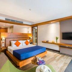 Отель Baywater Resort Samui 4* Номер Делюкс с различными типами кроватей фото 12