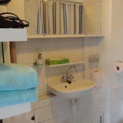 Отель Studio Diemerbos Нидерланды, Амстердам - отзывы, цены и фото номеров - забронировать отель Studio Diemerbos онлайн ванная фото 2