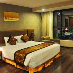 Muong Thanh Holiday Dien Bien Phu Hotel комната для гостей фото 2