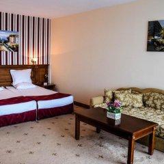 Karolina Hotel Солнечный берег комната для гостей фото 2