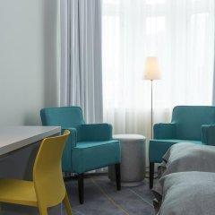 Thon Hotel Trondheim 3* Стандартный номер с 2 отдельными кроватями фото 3