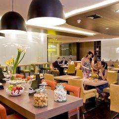 Отель Novotel Bangkok On Siam Square 4* Представительский номер с различными типами кроватей фото 12