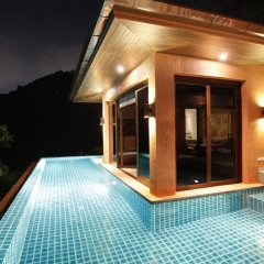 Отель Korsiri Villas 4* Вилла Премиум с различными типами кроватей фото 21