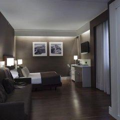 Отель Royal Ramblas 4* Стандартный номер с различными типами кроватей фото 17