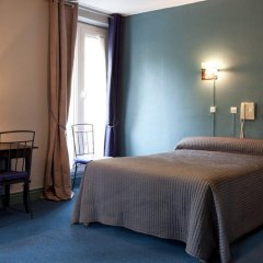 Отель Grand Hôtel De Paris 3* Стандартный номер с различными типами кроватей фото 11
