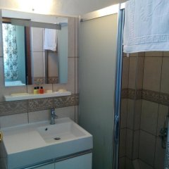 Отель Geyikli Herrara ванная