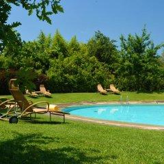 Отель Pousada Mosteiro de Amares бассейн фото 2