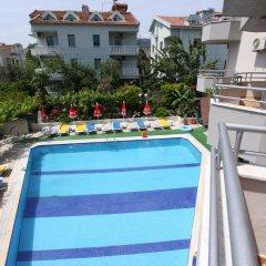 Kamelya Apart Hotel Турция, Мармарис - отзывы, цены и фото номеров - забронировать отель Kamelya Apart Hotel онлайн бассейн
