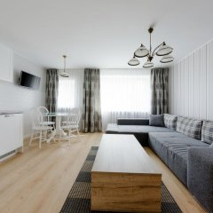 Апартаменты Delta Apartments Old Town Deluxe комната для гостей фото 4