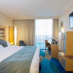 Radisson Blu Hotel London Stansted Airport 4* Стандартный номер с различными типами кроватей фото 3