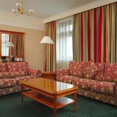 Гостиница Марриотт Москва Гранд 5* Люкс-студио с различными типами кроватей фото 16