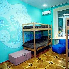 Гостиница Elements Hostels Кровать в общем номере с двухъярусной кроватью фото 3
