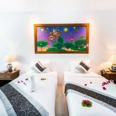 Курортный отель Lamai Coconut Beach 3* Улучшенный номер с различными типами кроватей фото 14