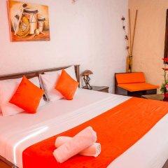 Hotel Sansiraka 2* Стандартный номер с двуспальной кроватью фото 2