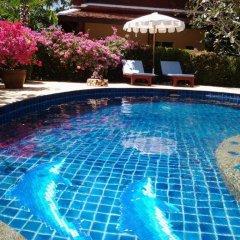 Отель La Maioun бассейн