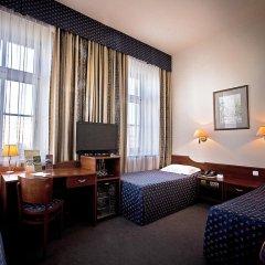 Hotel Tumski 3* Стандартный номер с 2 отдельными кроватями фото 3