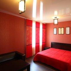 Гостиница SQ Кировский комната для гостей фото 5