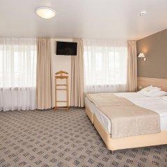 Гостиница AMAKS Центральная Стандартный номер 2 отдельными кровати фото 5