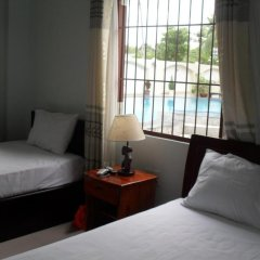 Отель Hai Yen Resort 2* Стандартный семейный номер с двуспальной кроватью