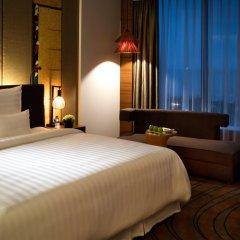 Отель Pullman Vung Tau 4* Улучшенный номер с различными типами кроватей фото 2