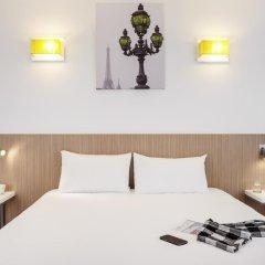 Отель Aparthotel Adagio access Paris Clichy 3* Апартаменты с различными типами кроватей фото 3