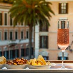 Отель Piazza di Spagna Suites Улучшенный люкс с различными типами кроватей фото 11