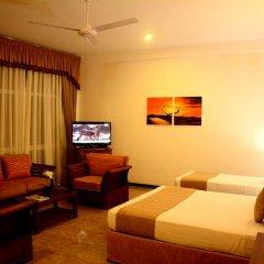 Отель Sole Luna Resort & Spa 3* Номер Делюкс с различными типами кроватей фото 10