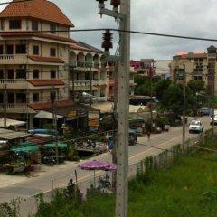 Отель Baan Tonnam Guesthouse балкон