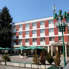 Hotel Pravets Palace Правец спортивное сооружение