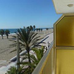 Отель Villa Service Apartamentos Aransol пляж фото 2