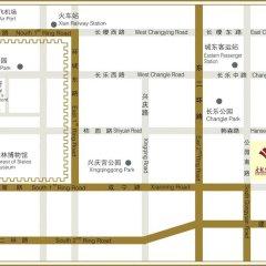 Отель Empark Grand Hotel Китай, Сиань - отзывы, цены и фото номеров - забронировать отель Empark Grand Hotel онлайн городской автобус