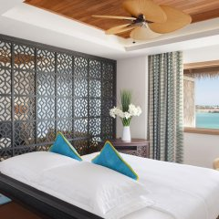 Отель Banana Island Resort Doha By Anantara 5* Люкс с различными типами кроватей фото 2