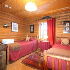 Hotel Khatky Ruslany 3* Номер Делюкс с различными типами кроватей