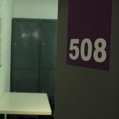 Hostel New York Стандартный семейный номер с двуспальной кроватью (общая ванная комната) фото 9