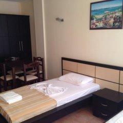Отель Dodona Албания, Саранда - отзывы, цены и фото номеров - забронировать отель Dodona онлайн комната для гостей фото 4