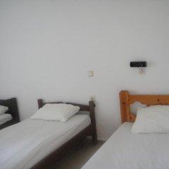 Creta Hostel Кровать в общем номере с двухъярусной кроватью