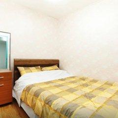 Отель Cozy Place in Itaewon Стандартный номер с различными типами кроватей фото 18