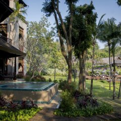 Отель Four Seasons Resort Chiang Mai 5* Стандартный номер с различными типами кроватей фото 2