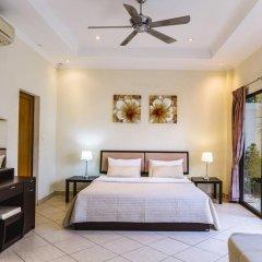 Отель Villa Tortuga Pattaya 4* Улучшенная вилла с различными типами кроватей фото 3