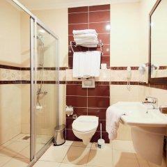 Grand Atilla Hotel Турция, Аланья - 14 отзывов об отеле, цены и фото номеров - забронировать отель Grand Atilla Hotel онлайн ванная