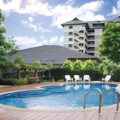 The Canal Hotel Бангкок бассейн