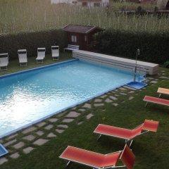 Hotel Burgleitenhof Лана бассейн