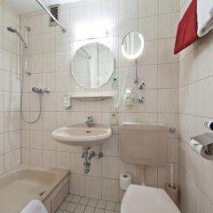 Novum Hotel Ravenna Berlin Steglitz ванная
