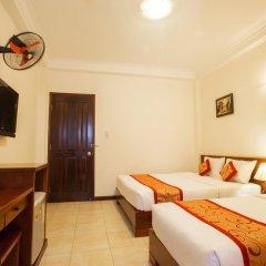 Ngoc Minh Hotel 2* Улучшенный номер с различными типами кроватей фото 6
