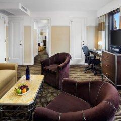 The New Yorker A Wyndham Hotel 2* Люкс с различными типами кроватей фото 10