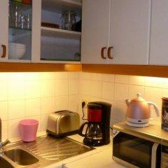 Апартаменты Dominicains Apartments Брюссель в номере