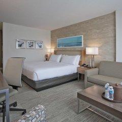 Отель Holiday Inn Washington-Central/White House 3* Стандартный номер с различными типами кроватей